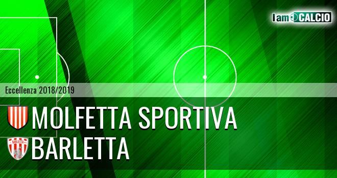 Molfetta Sportiva - Barletta
