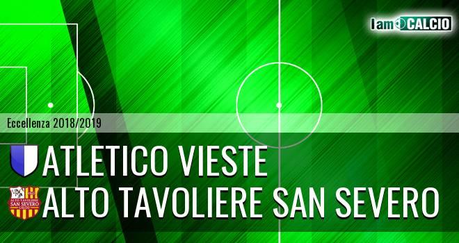 Atletico Vieste - Alto Tavoliere San Severo