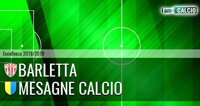 Barletta - Mesagne Calcio