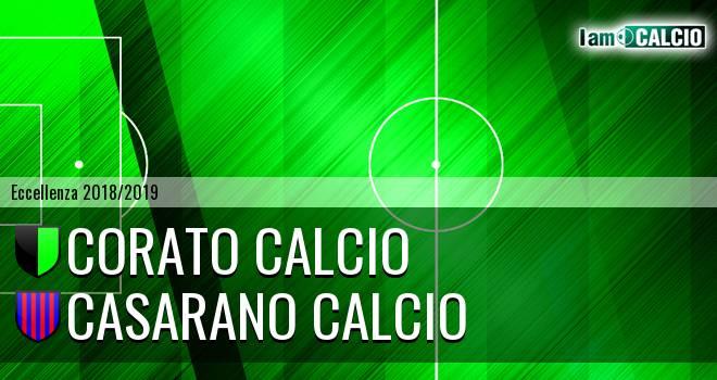 Corato Calcio - Casarano Calcio