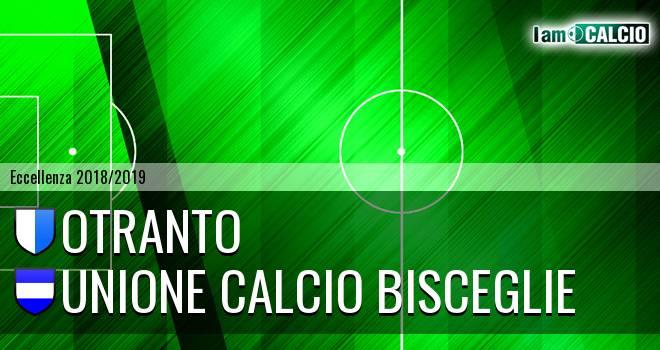 Otranto - Unione Calcio Bisceglie