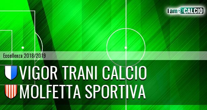 Vigor Trani Calcio - Molfetta Sportiva