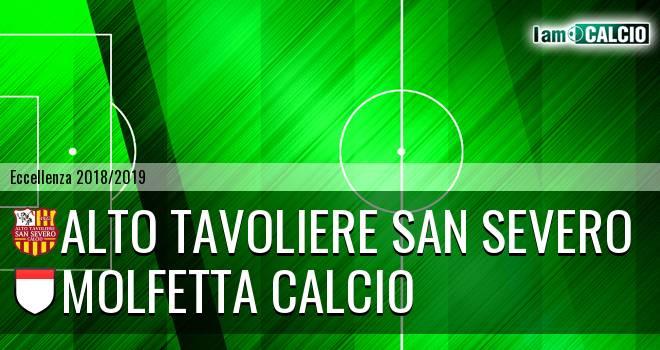Alto Tavoliere San Severo - Molfetta Calcio