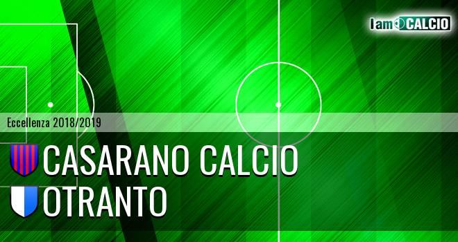 Casarano Calcio - Otranto