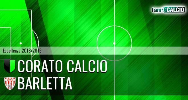 Corato Calcio - Barletta