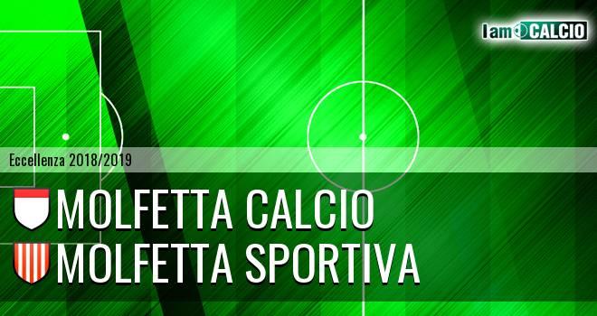 Molfetta Calcio - Molfetta Sportiva
