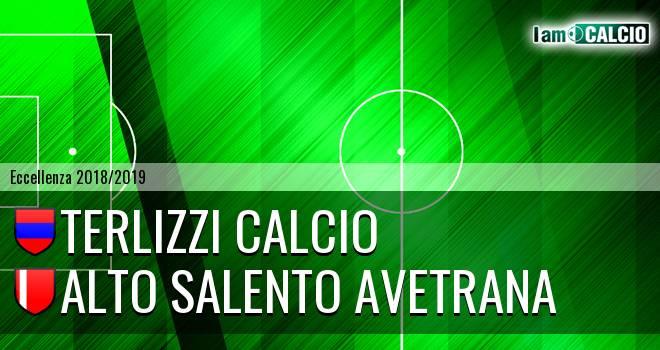 Terlizzi Calcio - Alto Salento Avetrana