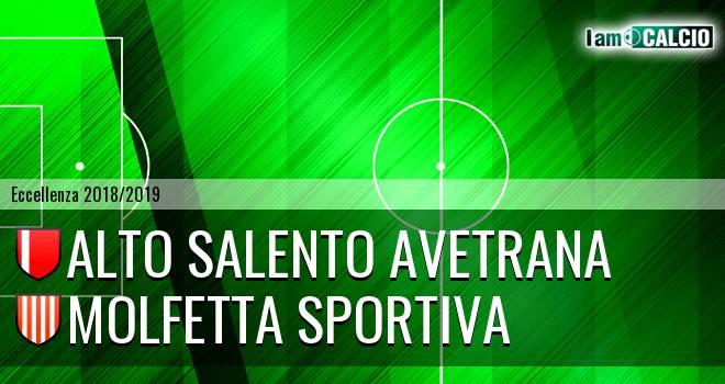 Alto Salento Avetrana - Molfetta Sportiva