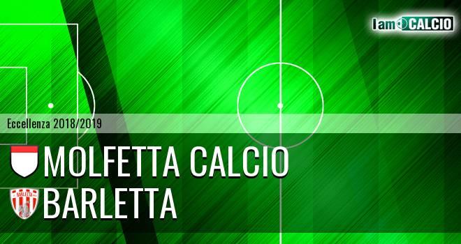 Molfetta Calcio - Barletta