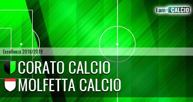 Corato Calcio - Molfetta Calcio