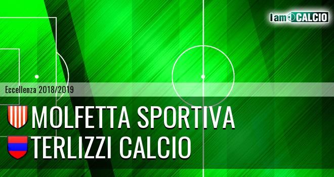 Molfetta Sportiva - Terlizzi Calcio