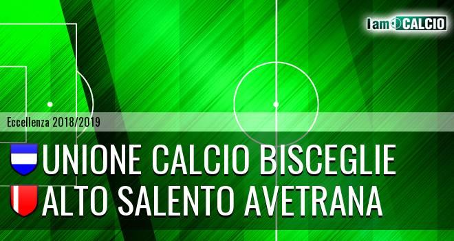 Unione Calcio Bisceglie - Alto Salento Avetrana