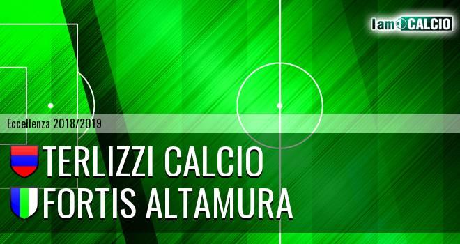 Terlizzi Calcio - Fortis Altamura