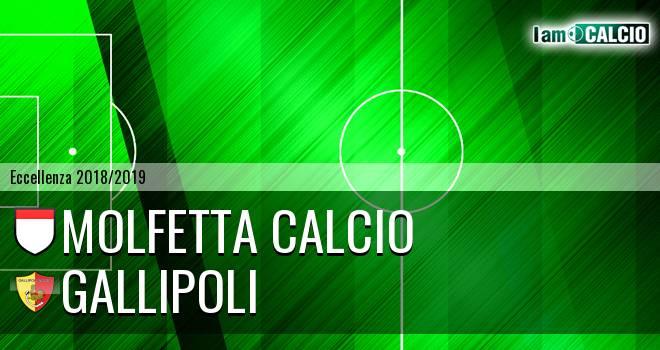 Molfetta Calcio - Gallipoli