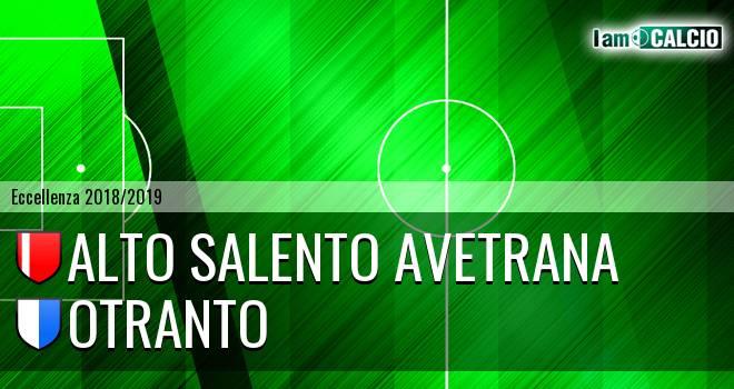 Alto Salento Avetrana - Otranto