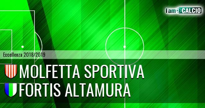 Molfetta Sportiva - Fortis Altamura