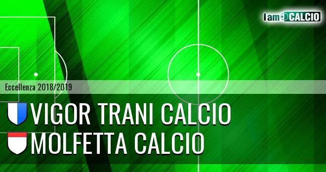 Vigor Trani Calcio - Molfetta Calcio