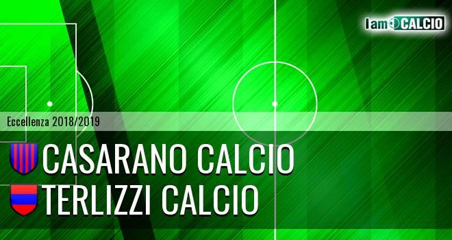 Casarano Calcio - Terlizzi Calcio