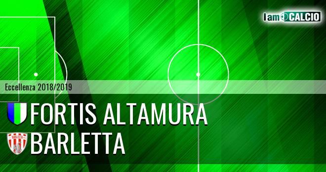 Fortis Altamura - Barletta