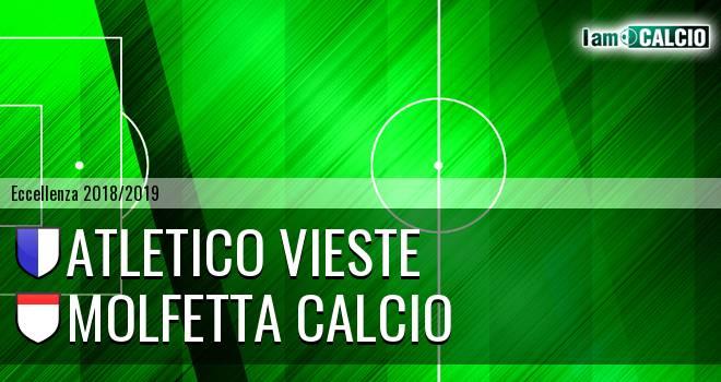 Atletico Vieste - Molfetta Calcio