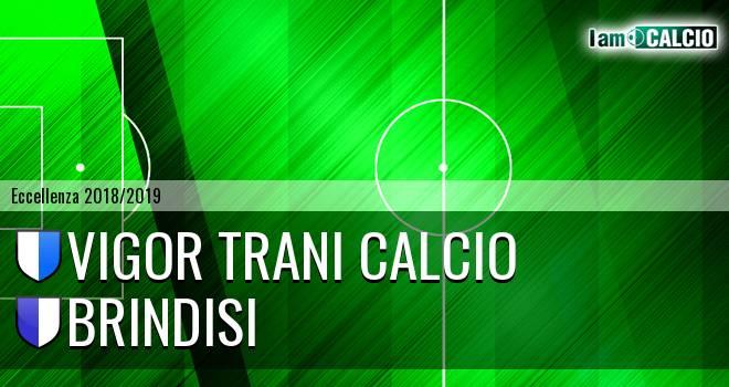 Vigor Trani Calcio - Brindisi