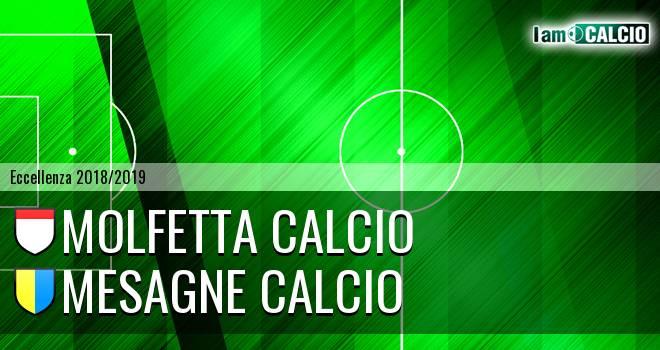 Molfetta Calcio - Mesagne Calcio