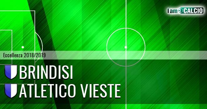 Brindisi - Atletico Vieste