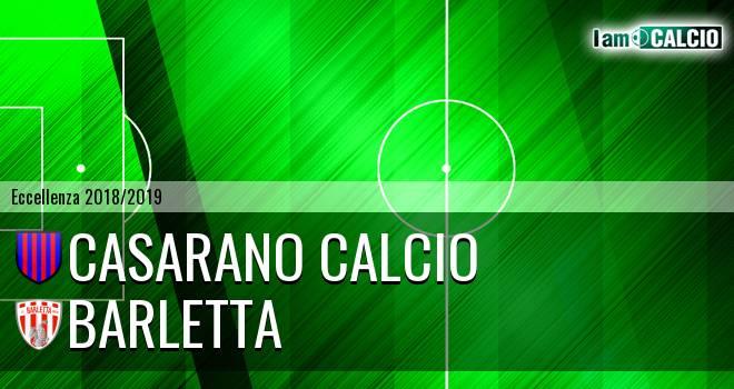 Casarano Calcio - Barletta