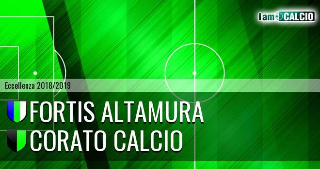Fortis Altamura - Corato Calcio
