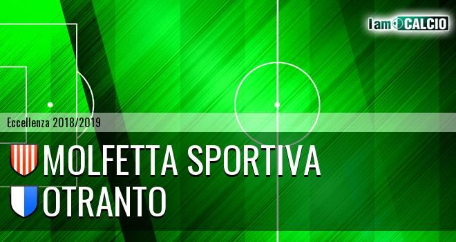 Molfetta Sportiva - Otranto