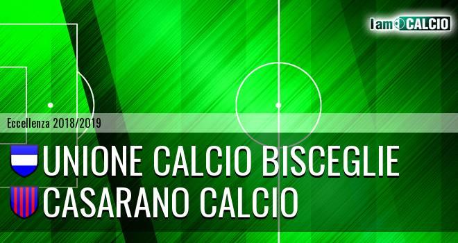 Unione Calcio Bisceglie - Casarano Calcio