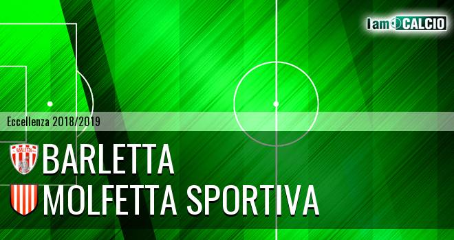 Barletta - Molfetta Sportiva