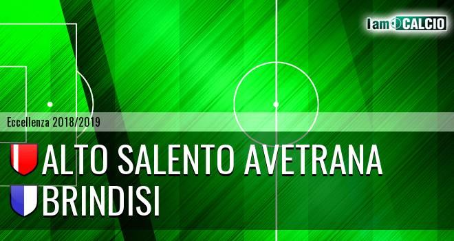 Alto Salento Avetrana - Brindisi