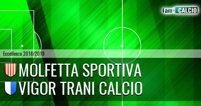 Molfetta Sportiva - Vigor Trani Calcio