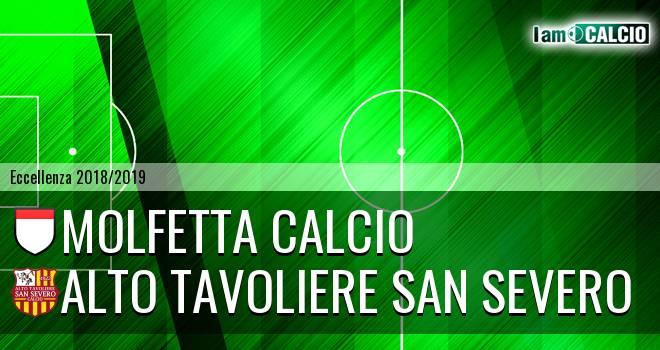 Molfetta Calcio - Alto Tavoliere San Severo