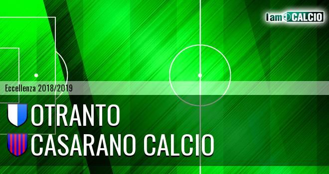 Otranto - Casarano Calcio