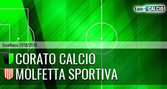 Corato Calcio - Molfetta Sportiva
