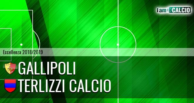 Gallipoli - Terlizzi Calcio