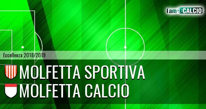 Molfetta Sportiva - Molfetta Calcio