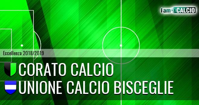 Corato Calcio - Unione Calcio Bisceglie