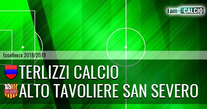 Terlizzi Calcio - Alto Tavoliere San Severo