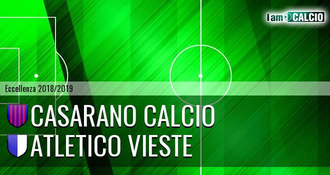 Casarano Calcio - Atletico Vieste