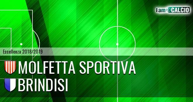 Molfetta Sportiva - Brindisi