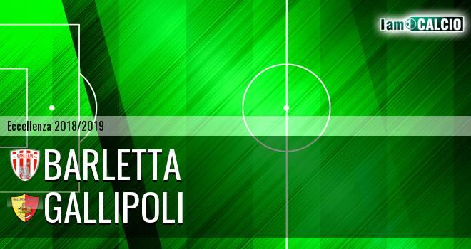 Barletta - Gallipoli