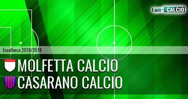 Molfetta Calcio - Casarano Calcio
