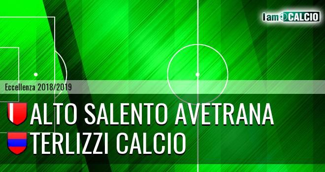 Alto Salento Avetrana - Terlizzi Calcio