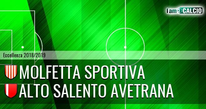 Molfetta Sportiva - Avetrana Calcio