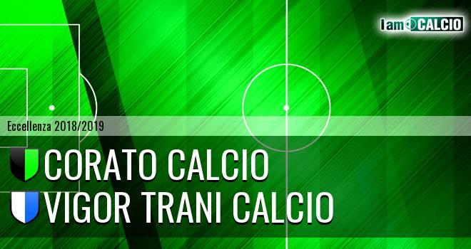 Corato Calcio - Vigor Trani Calcio