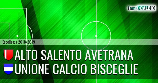 Alto Salento Avetrana - Unione Calcio Bisceglie