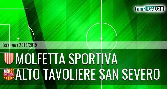 Molfetta Sportiva - Alto Tavoliere San Severo